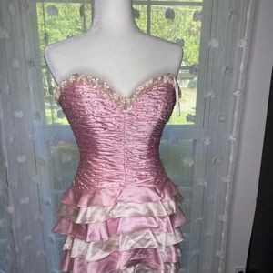 Tony Bowls Pageant/Prom Dress